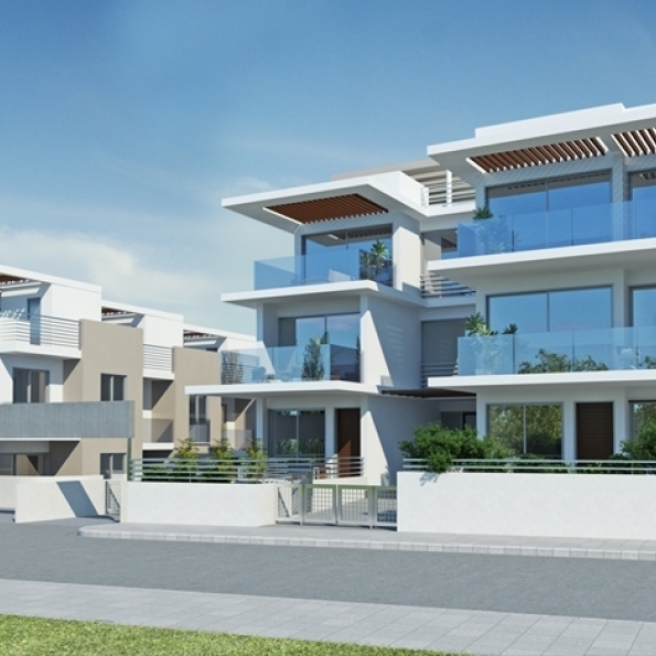 Security Park Apartments: Kinnis Property Developers, Apartments Houses Limassol