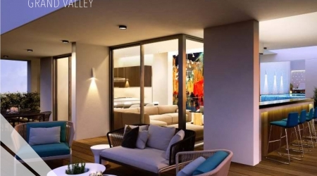 Grand Valley... a contemporary apartment development